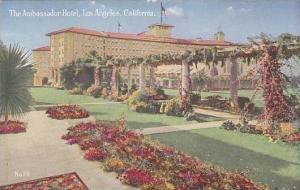 California Los Angeles The Ambassador Hotel