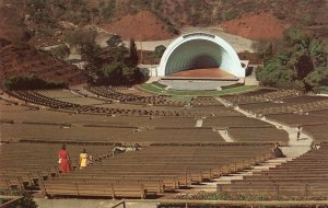 10635 Hollywood Bowl, California - 1954