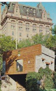 Canada Fort Garry Gate Winnipeg Manitoba