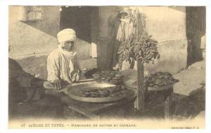 Marchard de Dattes et Gateaux, 00-10s ; Date cake seller