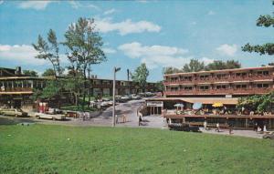 Honeymoon Motel and Restaurant, NIAGARA FALLS, Ontario, Canada, 40-60´s
