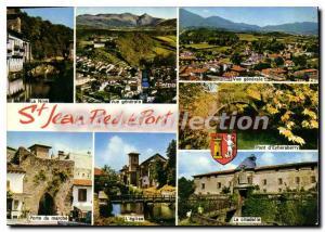 Postcard Modern Jean Pied de Port