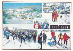 Czechoslovakia Bedrichov stredisko zimnich sportu Multi View