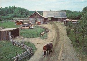 ST.-FELICIEN, Quebec, Canada, PU-1980s; Jardin Zoologique
