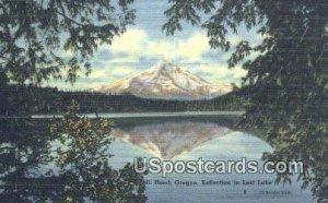 Lost Lake - Mt Hood, Oregon