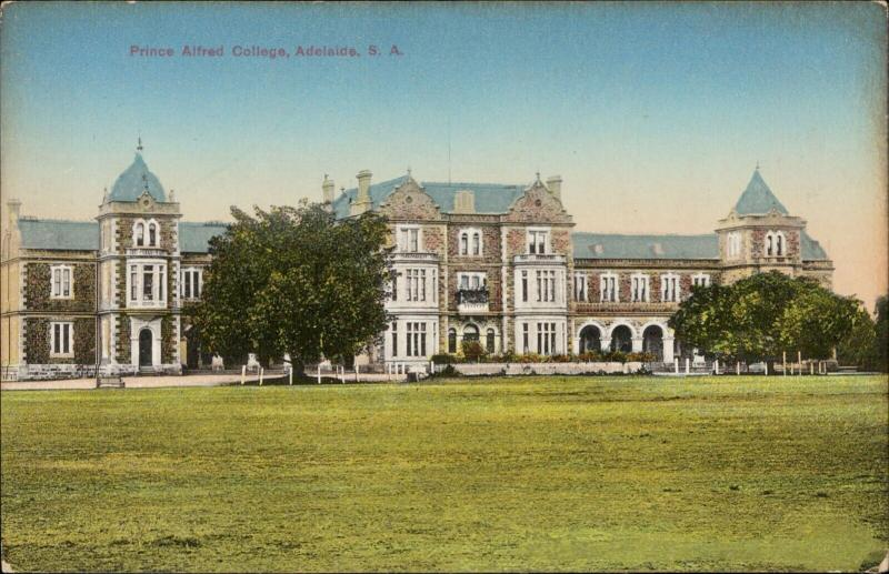 Prince Alfred College Adelaide South Australia