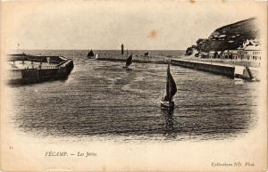 CPA FÉCAMP-Les Jetées (347654)
