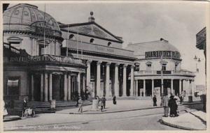 Uruguay Montevideo Teatro Solis