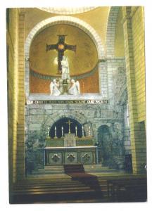Jerusalem Jordan Ecce Homo Basilica Interior Altar 1960s 4X6