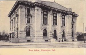 Post Office, Hammond, Indiana, 1900-1910s