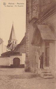 MECHELEN (Malines), Belgium, 1900-10s; Le Beguinage, Het Begijnhof