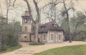 France Versailles Trianon Laiterie et Tour de Malborough