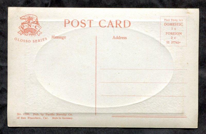 dc927 - BREMERTON Wash c1905-10 Gate to Navy Yard Postcard