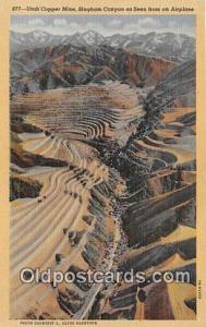 Bingham Canyon, Utah, USA Utah Copper Mine