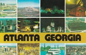 Georgia Atlanta Multi View