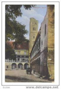 Breclava, Zamek, Czech Republic, PU 1924