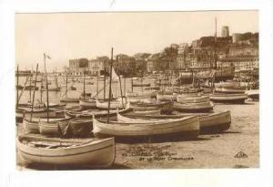 RP, Le Port Et Le Mont Chevallier, Cannes, France, 00-10s