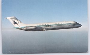 Aviation-North Central Airline's Douglas DC-9 -
