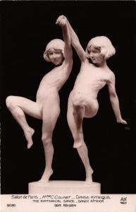 CPA Salon de Paris 5030 Mme C COLINET - DANSE RYTHMIQUE (217419)