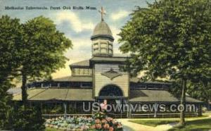 Methodist Tabernacle Oak Bluffs MA 1946