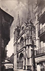 France Vannes La Cathedrale 1955
