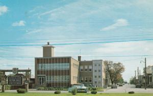 ACTON VALE , Quebec , Canada , 1987 ; The City Hall