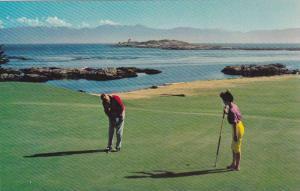 Golf Course , Victoria , B.C. , Canada , 50-60s #1