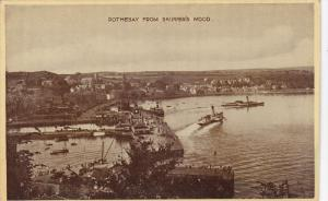 Scotland ; View from Skipper's Wood , ROTHESAY , 00-10s