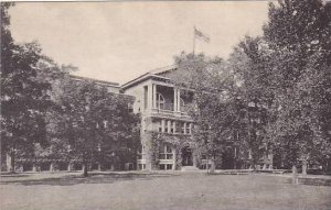 Indiana Muncie Administration Building Ball State Teachers College Albertype