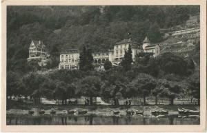 Switzerland Weesen Schlosshotel Marienhalden 01.23