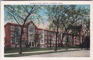 Michigan Jackson High School sk2713
