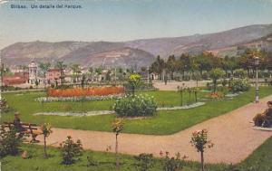 Un Detalle Del Parque, Bilbao, Spain, 1900-1910s