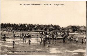 CPA Senegal Fortier 307. Afrique Occidentale-Dakar-Village Cérére (235225)