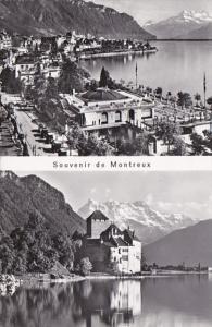 Switzerland Souvenir de Montreux Photo
