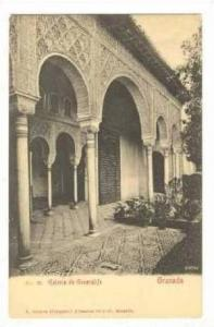 Galeria de Generalife, Granada, 00-10s