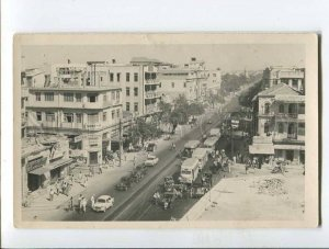 286893 PAKISTAN KARACHI Bunder road Vintage photo postcard