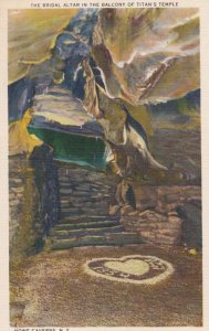 HOWE CAVERNS (Cave) , New York , 1930-40s