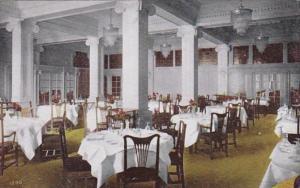 California San Francisco Hotel STewart Dining Room