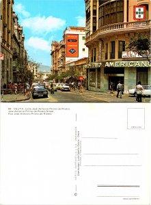 Ceuta - Jose Antonio Primo de Rivera Street