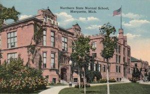 MARQUETTE , Michigan, 1900-10s; Northern State Normal School