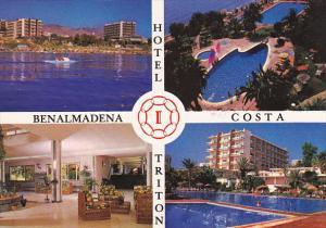 Hotel Triton Benalmadena Costa Del Sol Spain