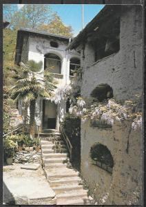 Switzerland, Arcegno, Ticino, mailed in 1984