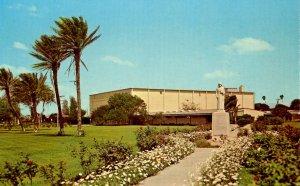 TX - Brownsville. Civic Center, Main Auditorium