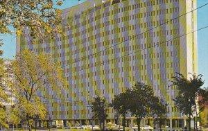 Canada Saskatchewan Poer Corporation Building Regina Saskatchewan