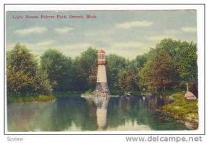 LightHouse,Palmer Park, Detroit, Michigan,00-10s