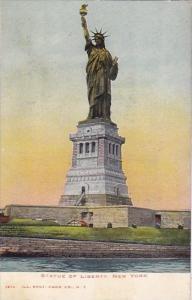 Statue Of Liberty New York City New York