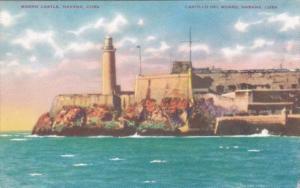 Cuba Havana Morro Castle 1949