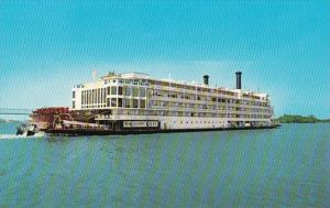 Mississippi Delta Queen Mississippi Riverboat