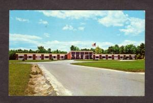 ME Northern Cumberland Hospital Bridgton Maine Postcard PC