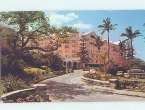 Unused Pre-1980 PRINCESS HOTEL Hamilton Bermuda F6241@